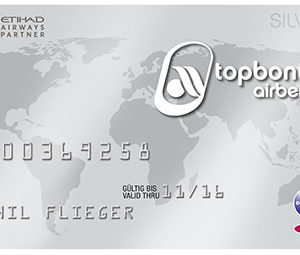 top bonus Silver Card