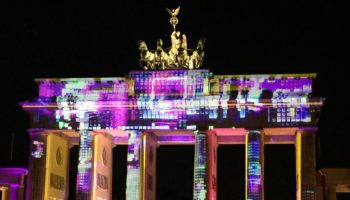 Berlin Festival of Light 2016
