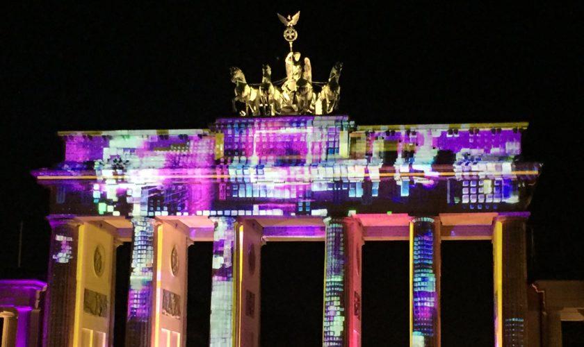 Berlin Festival of Light 2016