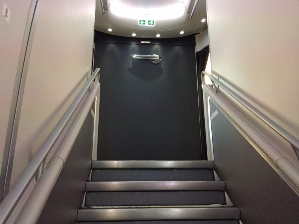 BA A380 Upper Deck