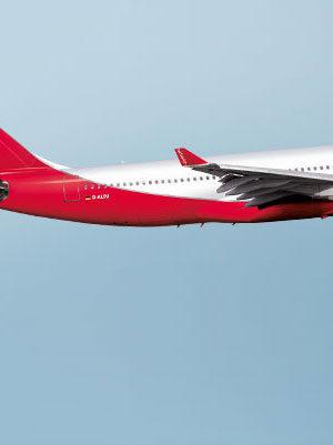 airberlin Flugzeug