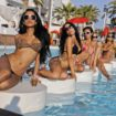 Miami Pool Girls