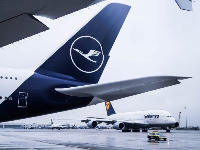 Lufthansa Companion Sale