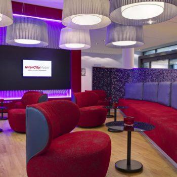 Intercity Hotel Berlin Hauptbahnhof Bar