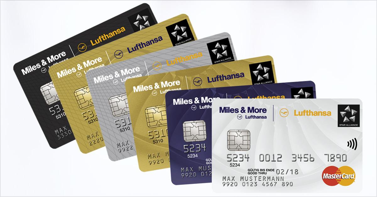 lufthansa karte Bonusmeilen mit Kreditkarten: Status  und/oder Prämienmeilen?