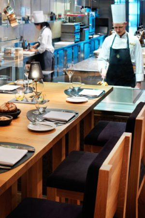 Chefs Table at the Grill
