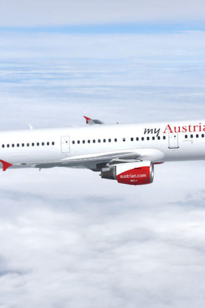 A321 Austrian Airlines