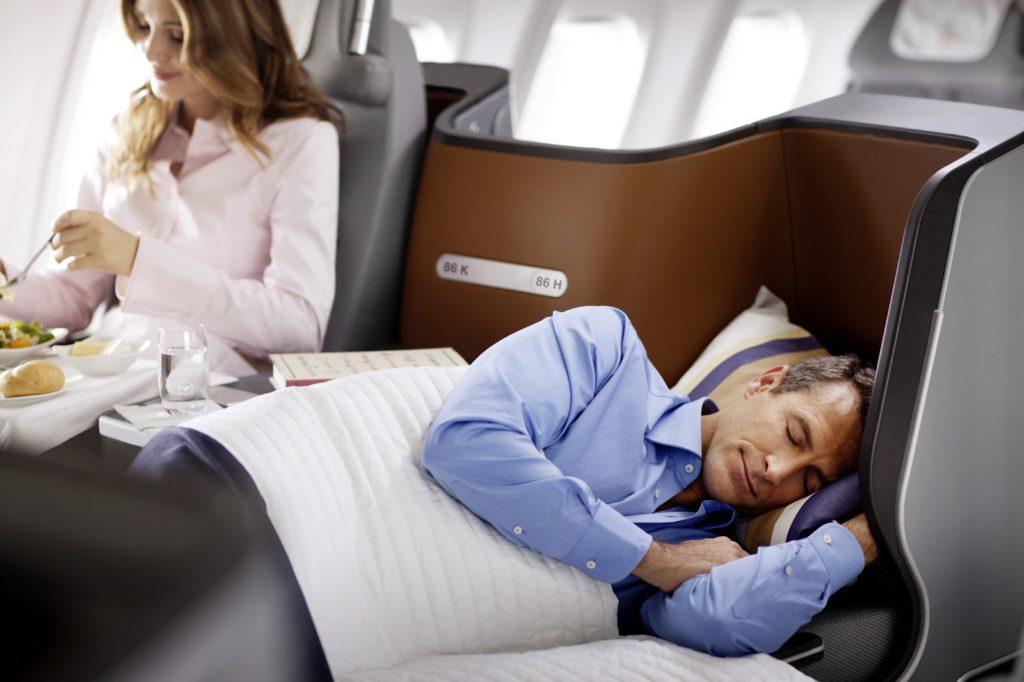 Eurowings will eine eigene Business Class