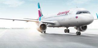 Eurowings Meilen sammeln mit Companisto