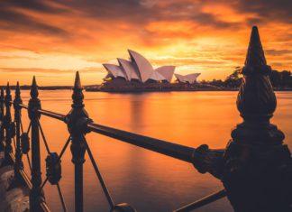 Sydney Opernhaus Australien