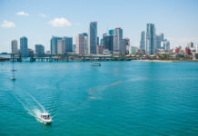Mailand nach Miami in der Business Class nonstop ab 1.302 Euro