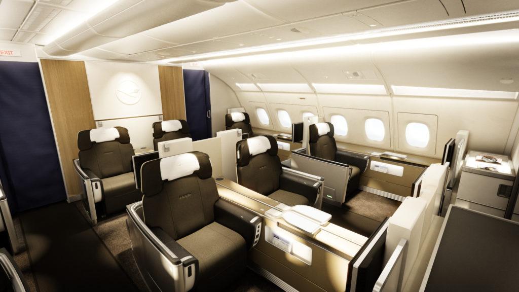 Mega günstig Lufthansa First Class fliegen und sogar noch 50% mehr ...