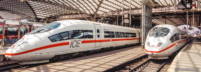 Upgrade Deutsche Bahn