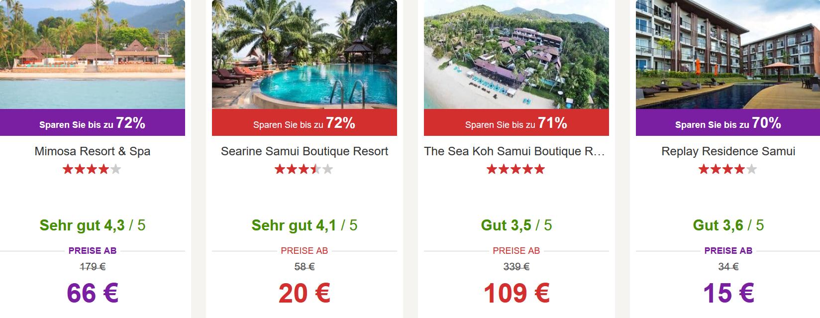 Hotels Mit Rabatt Und Cashback Buchen Geht In Kombination Mit Shoop
