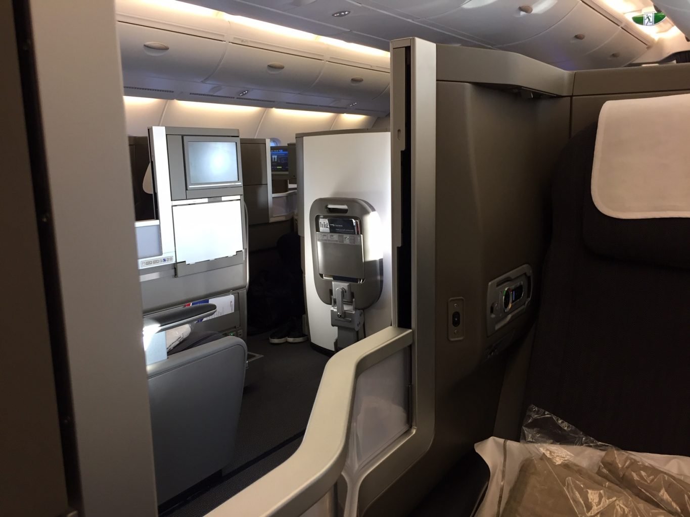 Sehr günstig Business Class in die USA