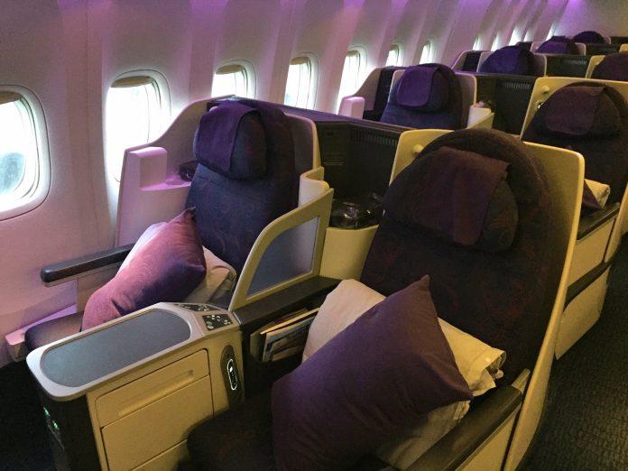 Black Friday Air China Angebote: Business Class