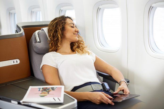 Lufthansa Business Class nach Brasilien