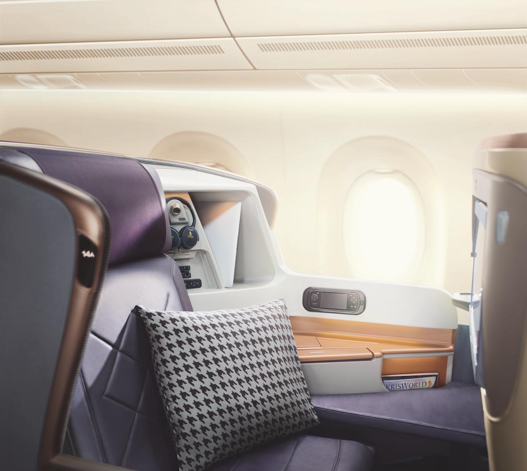 Singapore Airlines Krisflyer Mitglied werden
