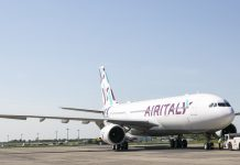 Air Italy Business Class nach bangkok
