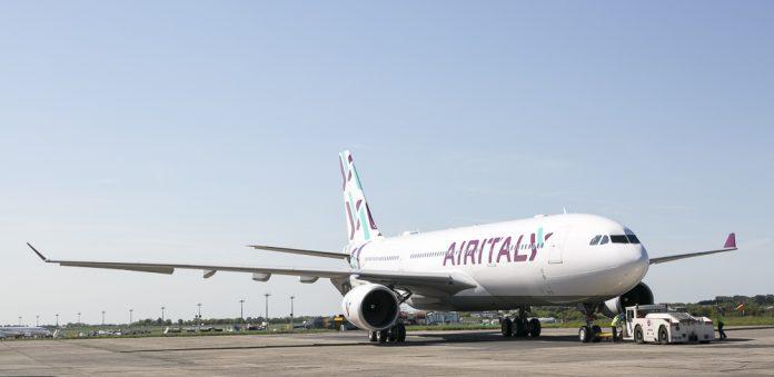 Air Italy Business Class nach bangkok