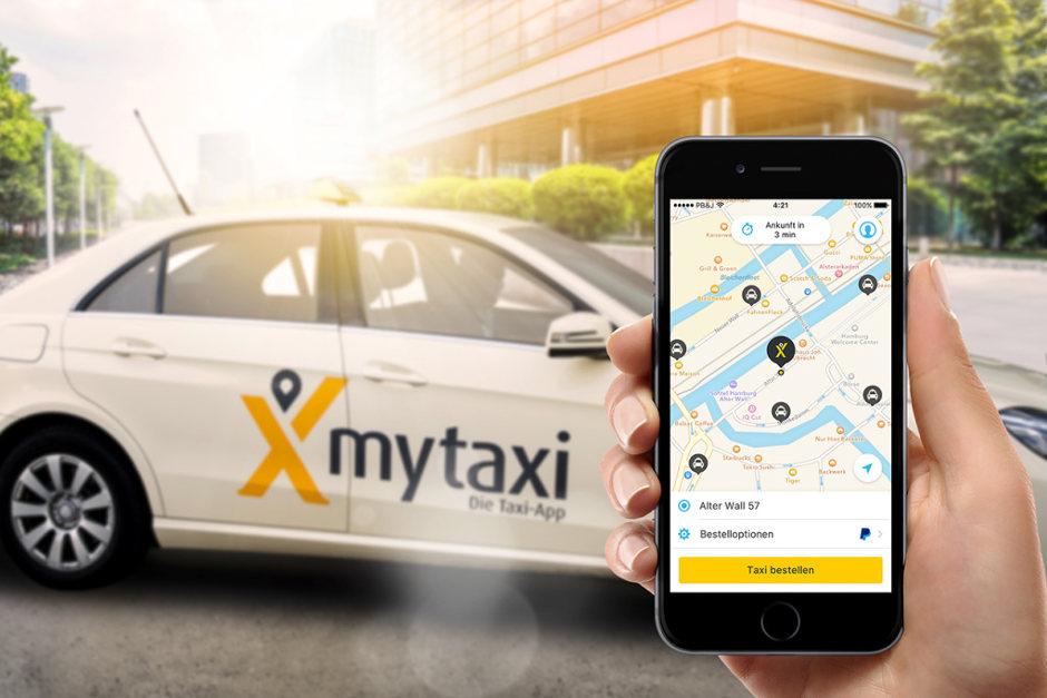 mytaxi Gutschein Januar 2019 - 20% bei der nächsten Fahrt sparen