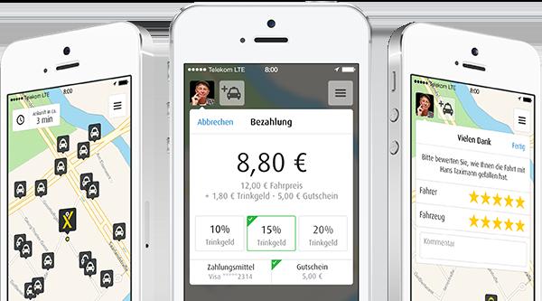 10 Euro sparen bei mytaxi und dabei auch noch Meilen sammeln