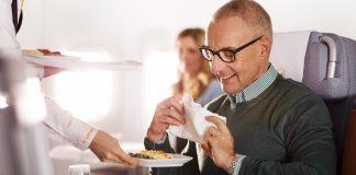 Lufthansa Business Class ab