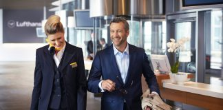 Lufthansa First/Business Partner Special