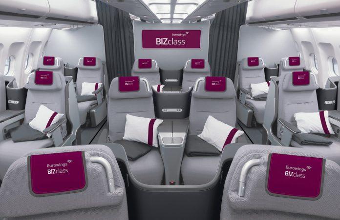 BIZclass Class nach Miami