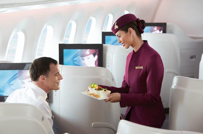günstig Qatar Business Class