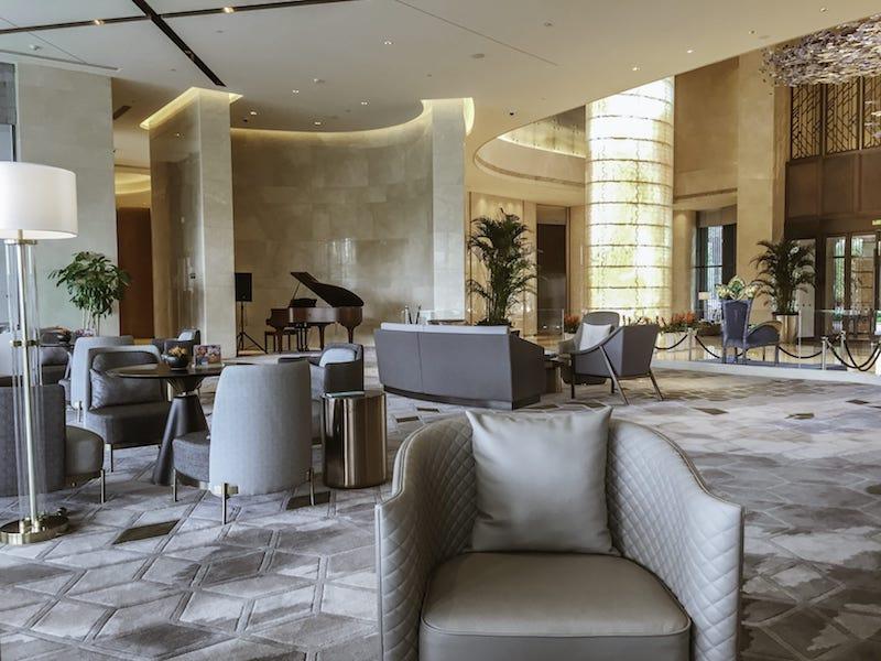 Wyndham Grand Royal Palace Xiamen - Lobby Bar