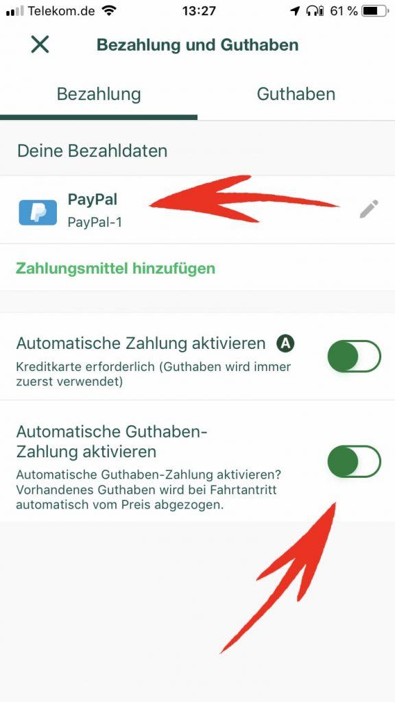 Paypal Automatische Abbuchung Aktivieren