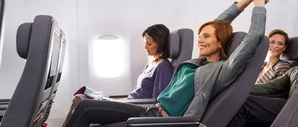 Günstig Lufthansa Business Class