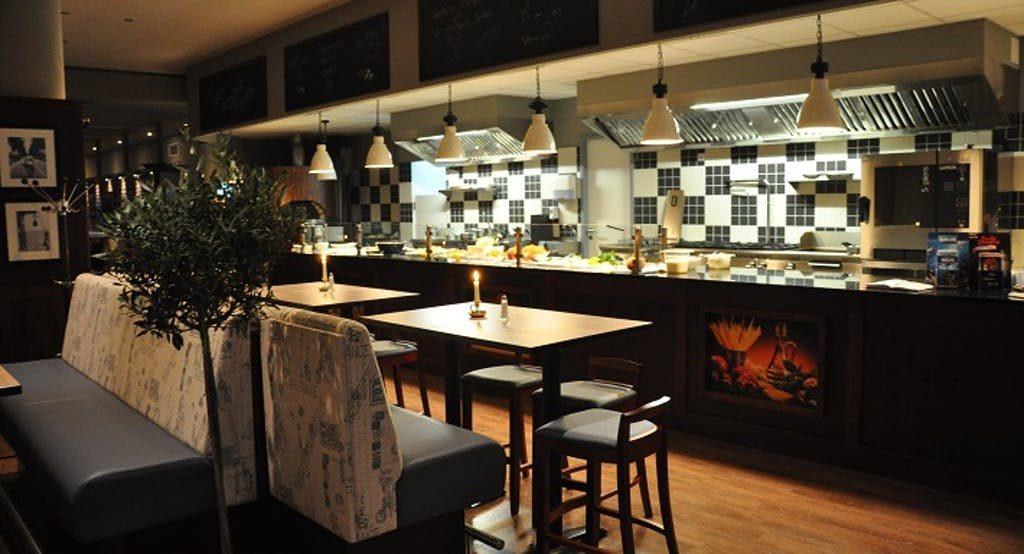 """10 Euro Gutschrift für Restaurantbesuch + 15fach Punkte + 4 Euro Cashback im Restaurant """"Das Rosmarin"""" in Berlin"""