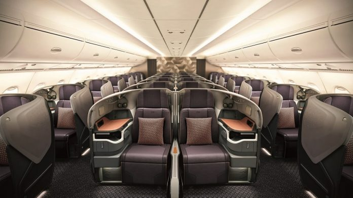 Beste Airline der Welt Business Class Sale