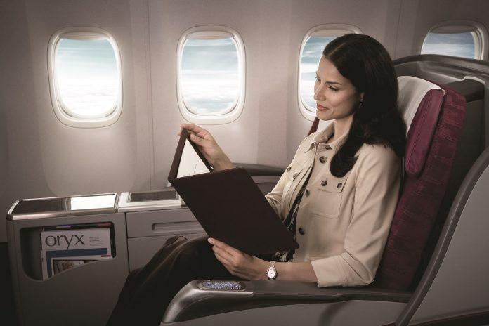 Qatar Business Class nach Asien