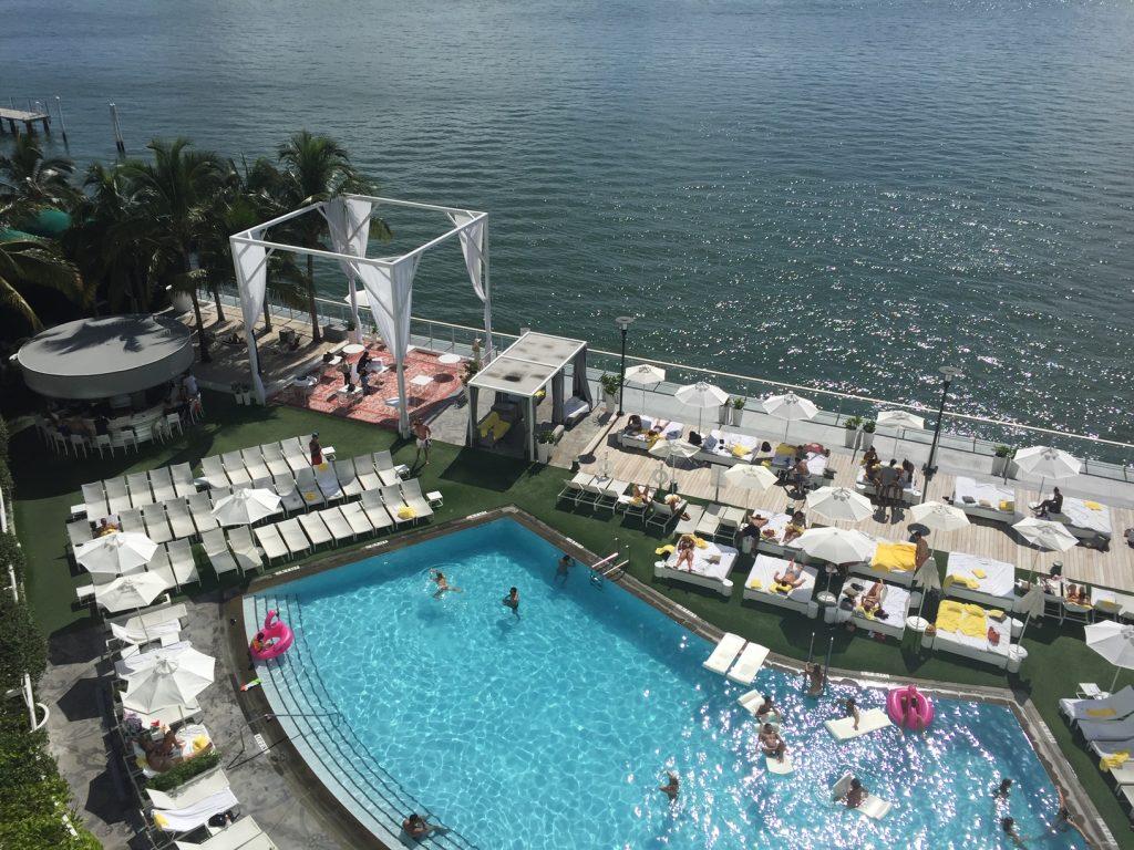 Mondrian South Beach Pool