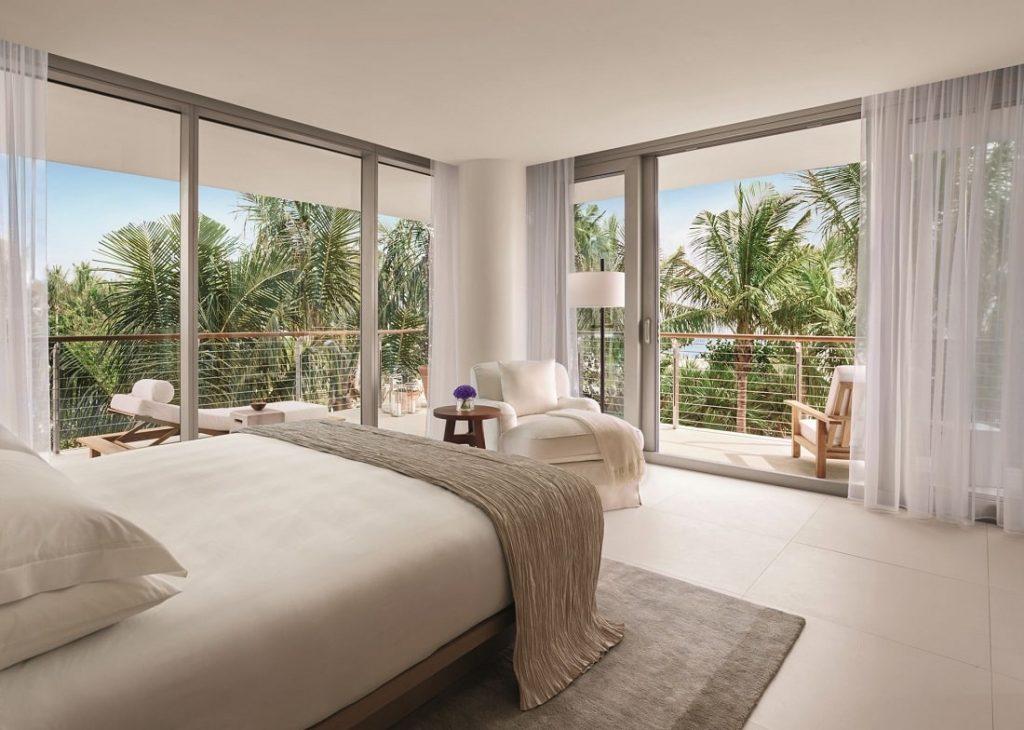 Lufthansa Meilen bei marriott gibt es auch im Edition Miami Beach