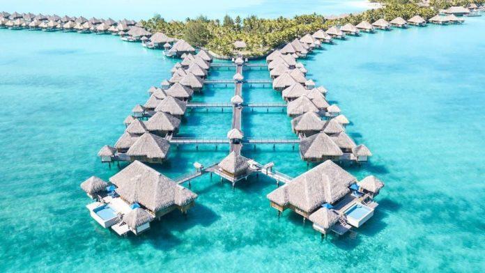 Marriott Bonvoy Status Challenge 2021 St. Regis Bora Bora