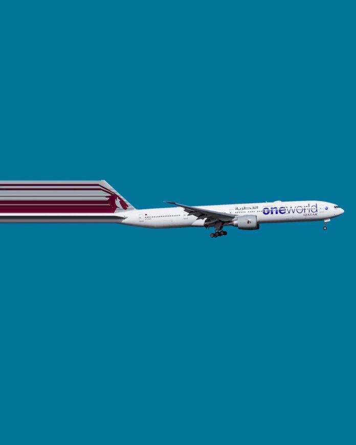 Qatar Airways Dubai oneworld