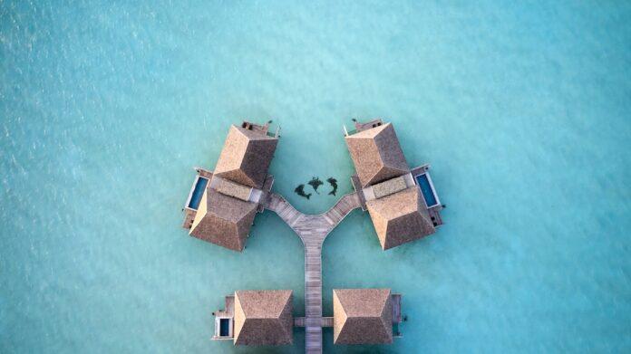 Le Méridien Maldives Two-bedroom Overwater Villa