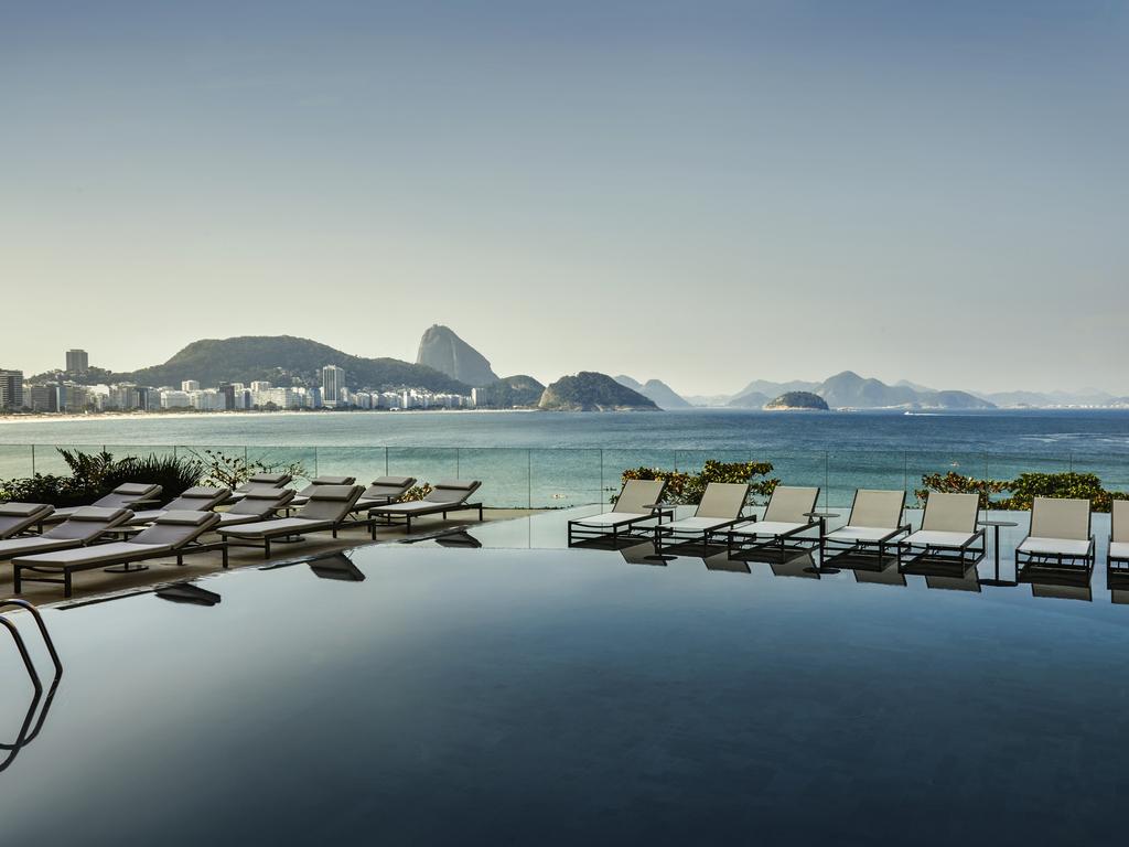 Auch im Fairmont Rio de Janeiro sammelst du Bonus Punkte bei Accor ALL